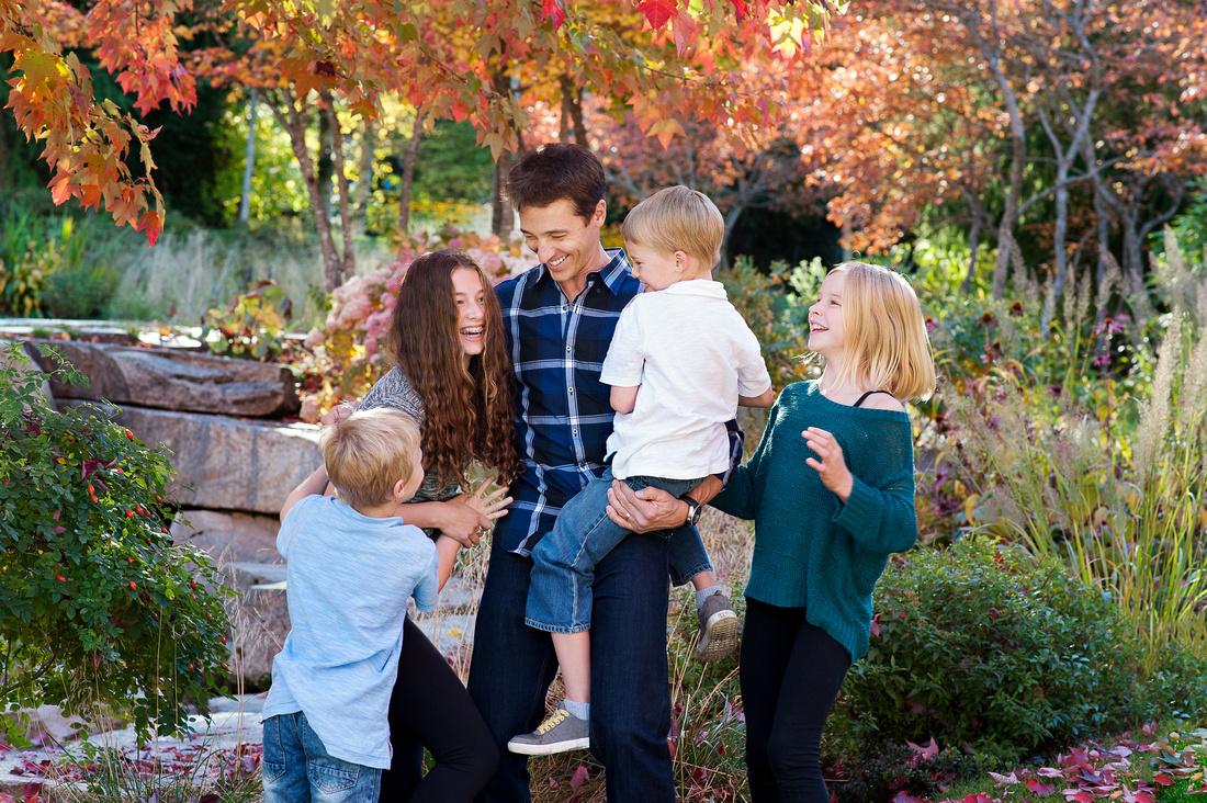 Family Photos Fall