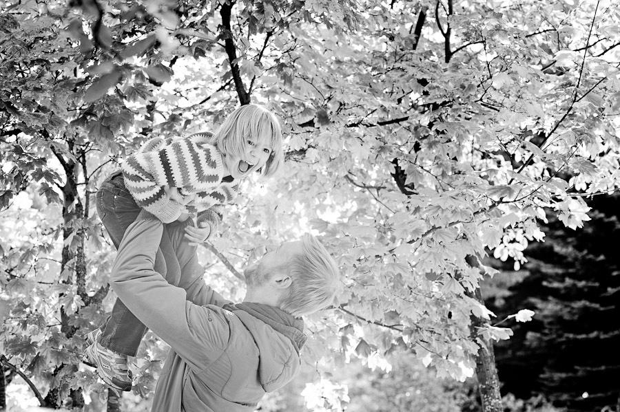 fall family session Whistler